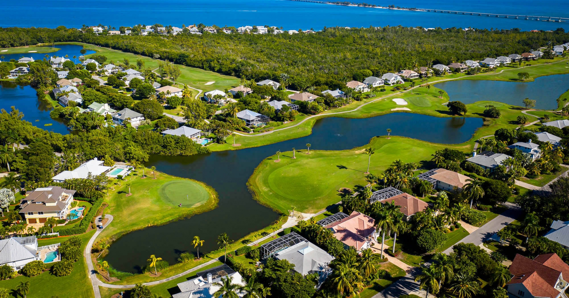 The Dunes of Sanibel Golf Course